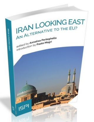 Iran looking East