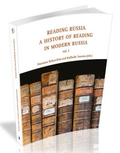 Reading Russia 1 - Cover