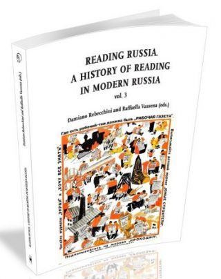 Reading Russia 3 - Cover
